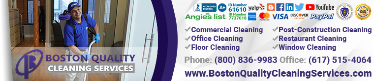 Boston Commercial Cleaning Services